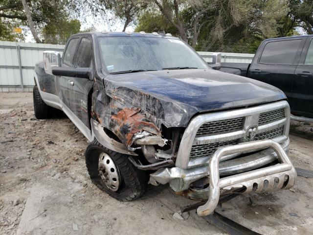 Salvage cars for sale from Copart Corpus Christi, TX: 2018 Dodge 3500 Laram