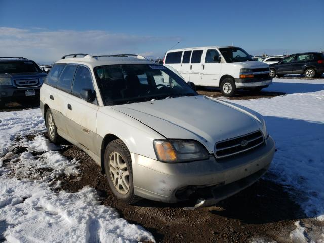 Subaru Legacy salvage cars for sale: 2000 Subaru Legacy