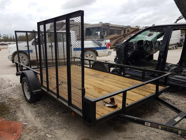 Carry-On salvage cars for sale: 2012 Carry-On Trailer
