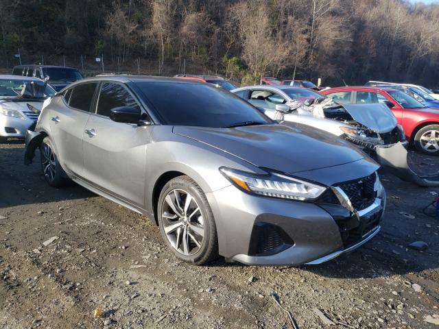 Nissan Maxima S salvage cars for sale: 2020 Nissan Maxima S