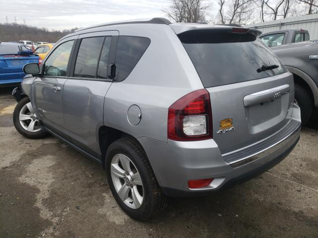 2017 JEEP COMPASS LA 1C4NJDEB5HD101382