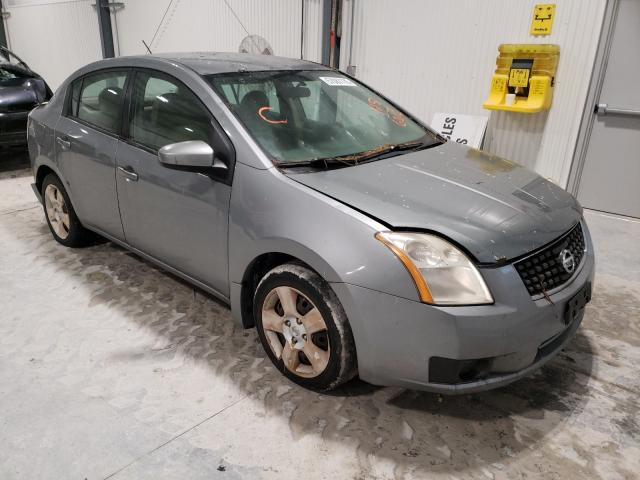 Salvage cars for sale from Copart Greenwood, NE: 2007 Nissan Sentra 2.0