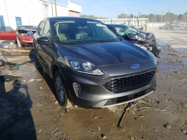 Salvage cars for sale from Copart Montgomery, AL: 2020 Ford Escape SE