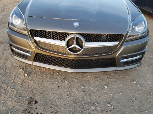 2013 MERCEDES-BENZ SLK 250 WDDPK4HAXDF067856