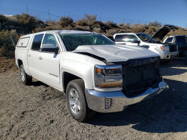 Salvage cars for sale from Copart Reno, NV: 2018 Chevrolet Silverado