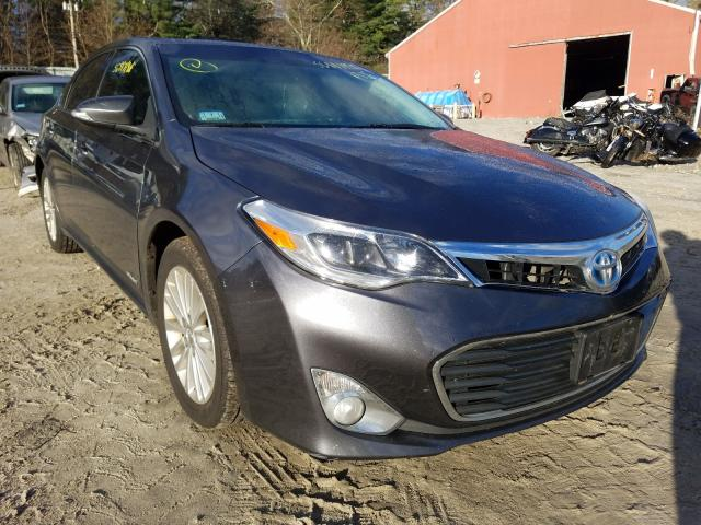 2014 Toyota Avalon Hybrid for sale in Mendon, MA