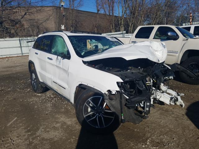 Vehiculos salvage en venta de Copart North Billerica, MA: 2020 Jeep Grand Cherokee