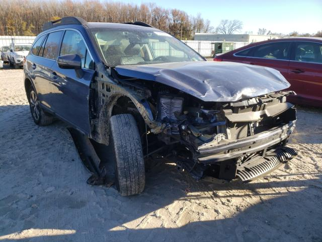Salvage cars for sale from Copart Hampton, VA: 2018 Subaru Outback 3