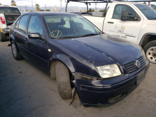 Salvage cars for sale from Copart Colton, CA: 1999 Volkswagen Jetta GLS