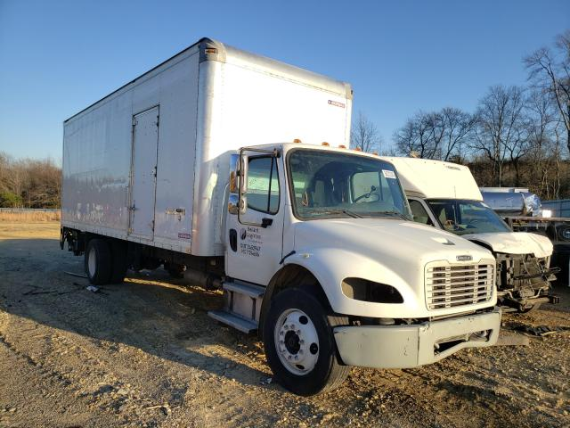 Salvage cars for sale from Copart Chatham, VA: 2014 Freightliner M2 106 MED