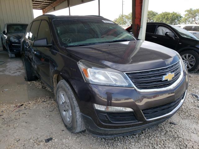 Salvage cars for sale from Copart Homestead, FL: 2015 Chevrolet Traverse L