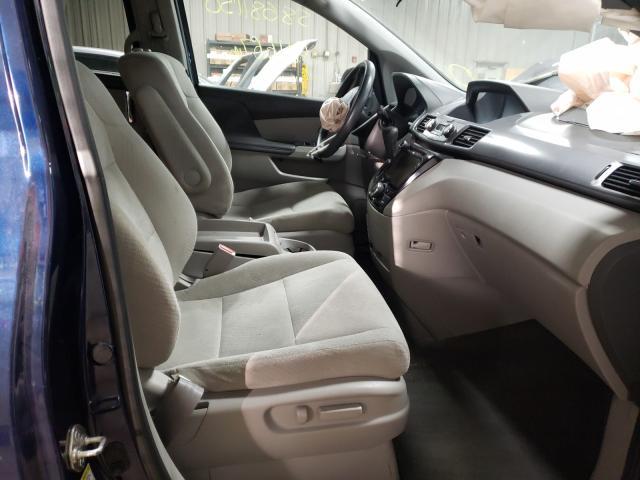 пригнать из сша 2014 Honda Odyssey Ex 3.5L 5FNRL5H43EB101559