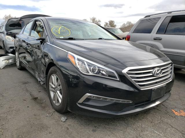 Salvage cars for sale from Copart Colton, CA: 2015 Hyundai Sonata SE
