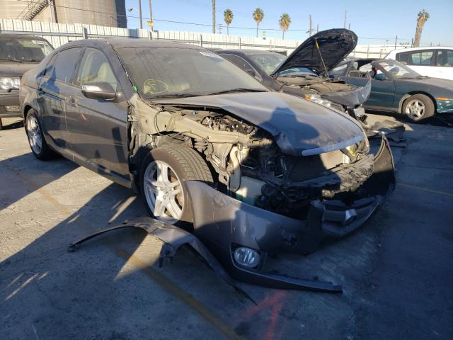 Salvage cars for sale from Copart Wilmington, CA: 2008 Acura TL