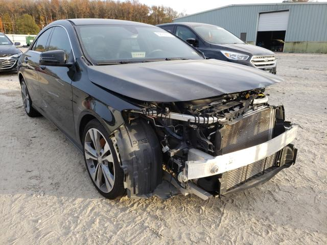 Salvage cars for sale from Copart Hampton, VA: 2017 Mercedes-Benz CLA 250