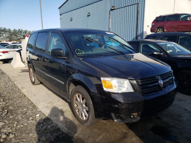 Salvage cars for sale from Copart Windsor, NJ: 2008 Dodge Caravan