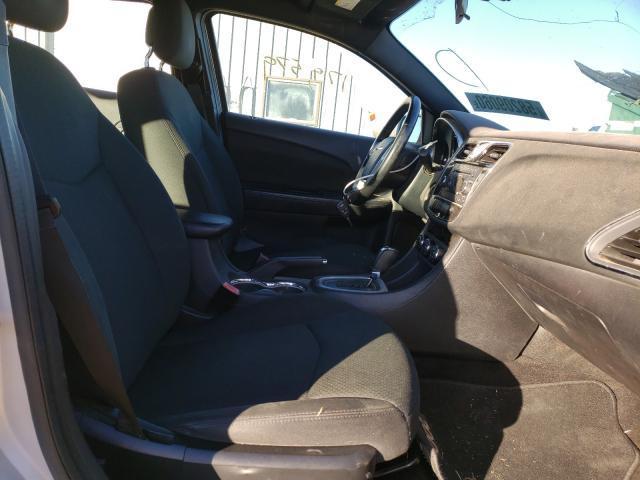 пригнать из сша 2011 Chrysler 200 Tourin 3.6L 1C3BC1FG6BN552705