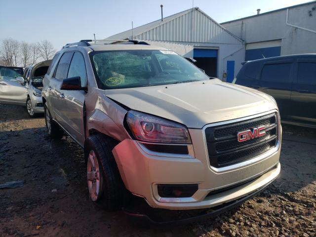 GMC Acadia salvage cars for sale: 2015 GMC Acadia