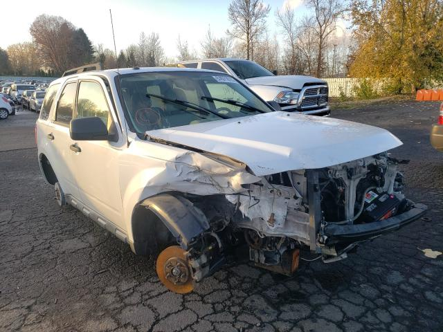 Salvage cars for sale at Portland, OR auction: 2010 Ford Escape XLT