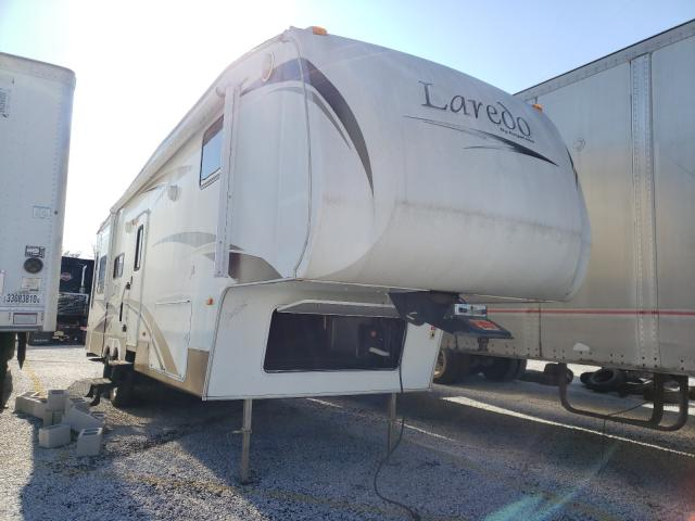Keystone Laredo salvage cars for sale: 2009 Keystone Laredo