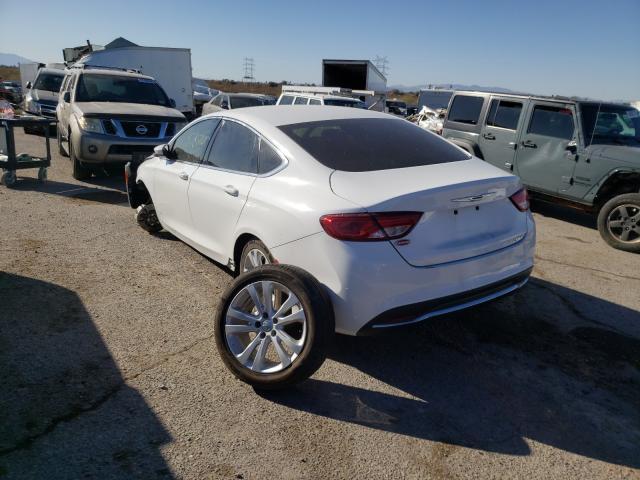 купить 2015 Chrysler 200 Limite 2.4L 1C3CCCAB8FN579504