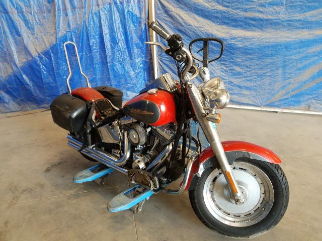 Salvage cars for sale from Copart Apopka, FL: 2006 Harley-Davidson Flstf