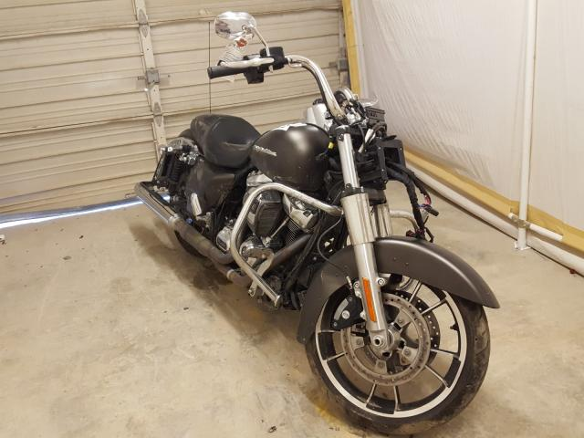 Salvage cars for sale from Copart San Antonio, TX: 2020 Harley-Davidson Fltrx
