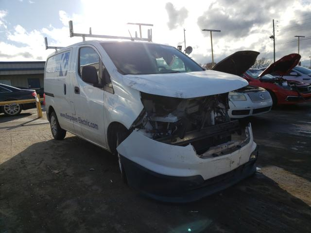 Salvage cars for sale from Copart Lebanon, TN: 2015 Chevrolet City Expre