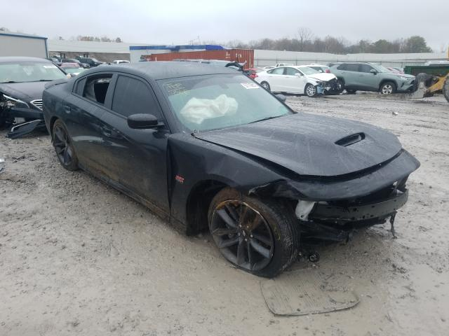 Salvage cars for sale from Copart Hueytown, AL: 2019 Dodge Charger SC