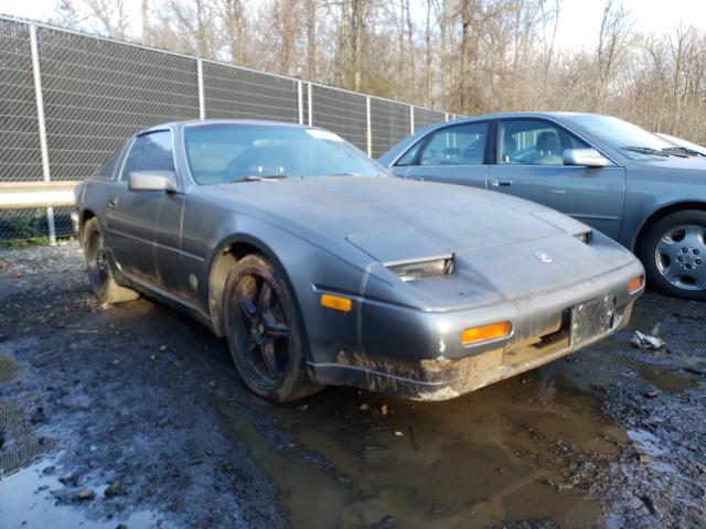 Salvage cars for sale from Copart Waldorf, MD: 1987 Nissan 300ZX
