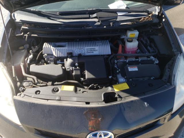JTDKN3DU1D5580585 2013 Toyota Prius 1.8L