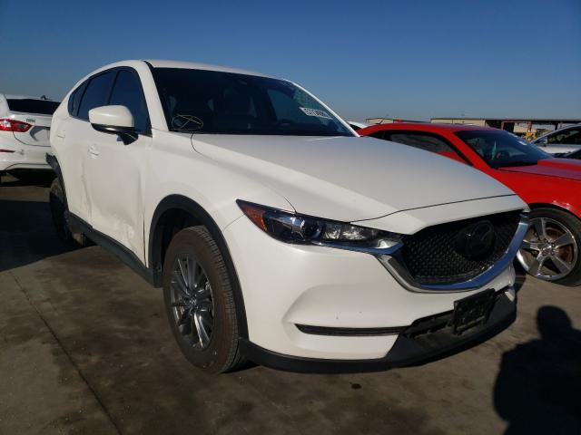 Salvage cars for sale from Copart Wilmer, TX: 2019 Mazda CX-5 Touring