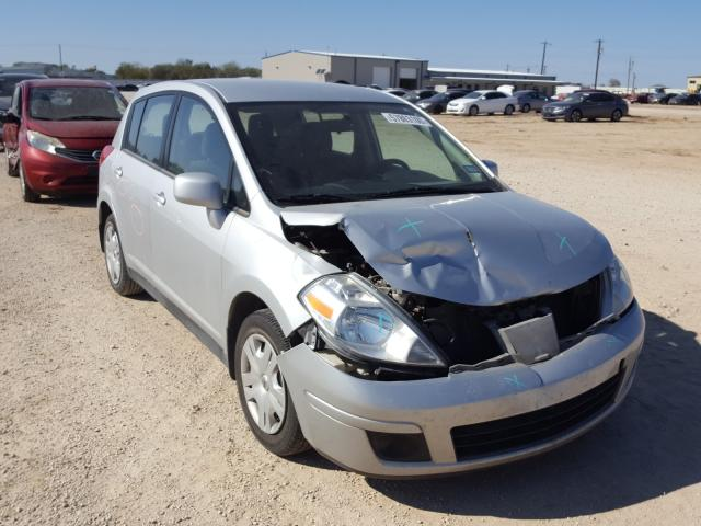 Salvage cars for sale from Copart San Antonio, TX: 2012 Nissan Versa S