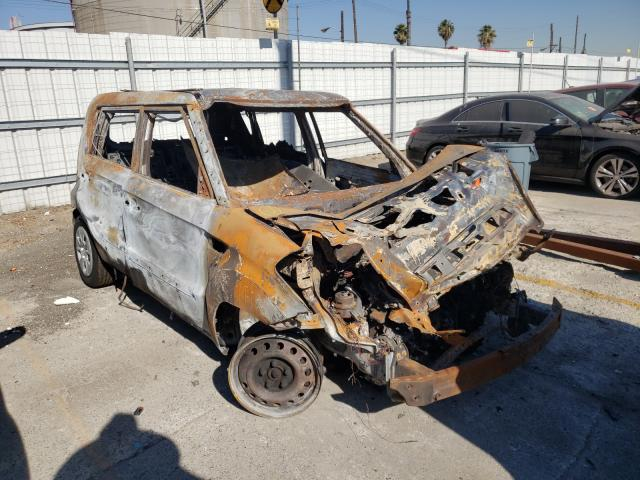 Salvage cars for sale from Copart Wilmington, CA: 2013 KIA Soul