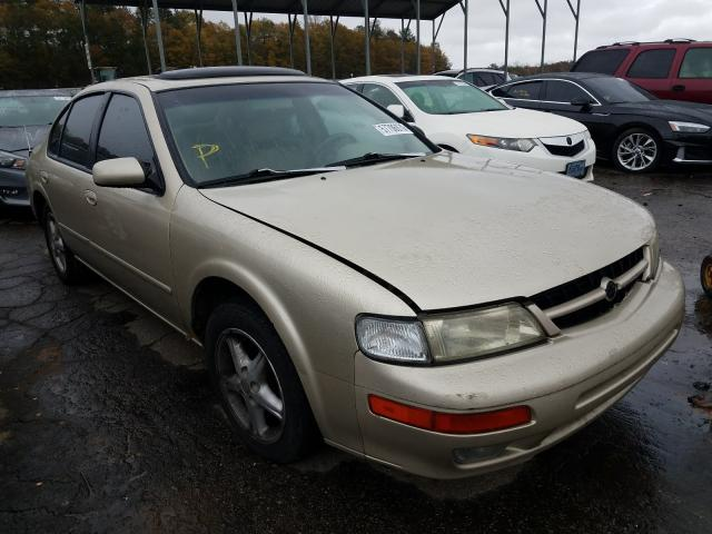 Salvage cars for sale from Copart Austell, GA: 1999 Nissan Maxima GLE