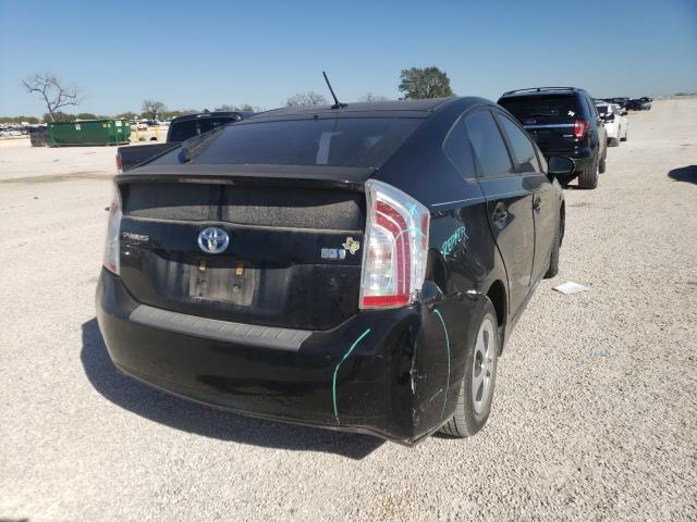 цена в сша 2013 Toyota Prius 1.8L JTDKN3DU1D5580585