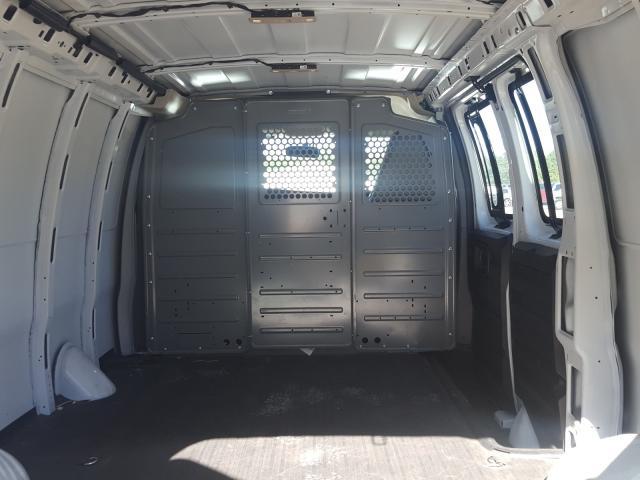 1GCWGAFP0K1363346 2019 Chevrolet Express G2 4.3L
