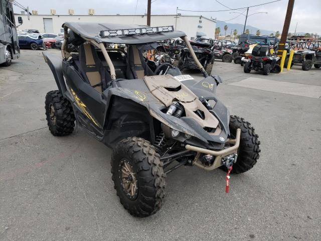 Salvage cars for sale from Copart Colton, CA: 2020 Yamaha YXZ1000