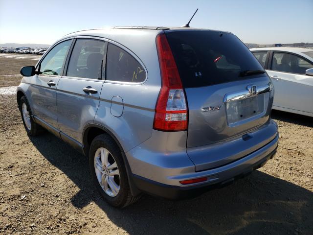 купить 2010 Honda Cr-V Ex 2.4L 5J6RE3H54AL023625