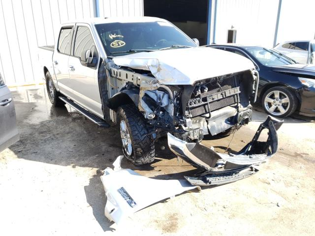 Salvage cars for sale from Copart Apopka, FL: 2016 Ford F150 Super