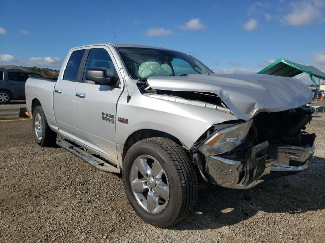 Salvage cars for sale from Copart San Martin, CA: 2017 Dodge RAM 1500 SLT