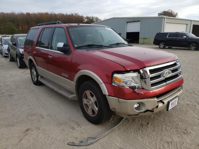 Ford Expedition salvage cars for sale: 2008 Ford Expedition