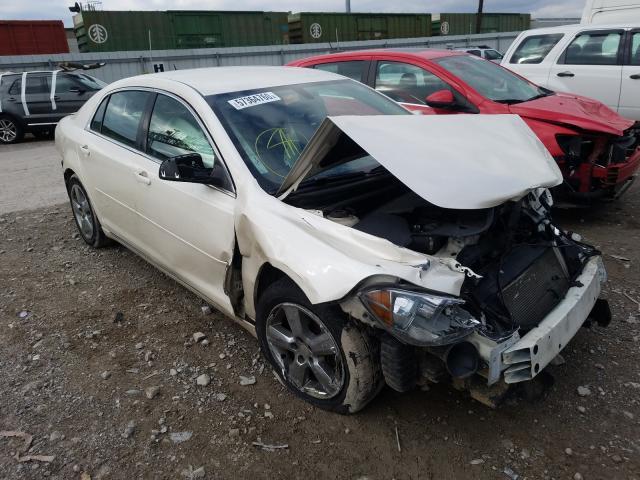 1G1ZC5E14BF272556 2011 Chevrolet Malibu 1Lt 2.4L