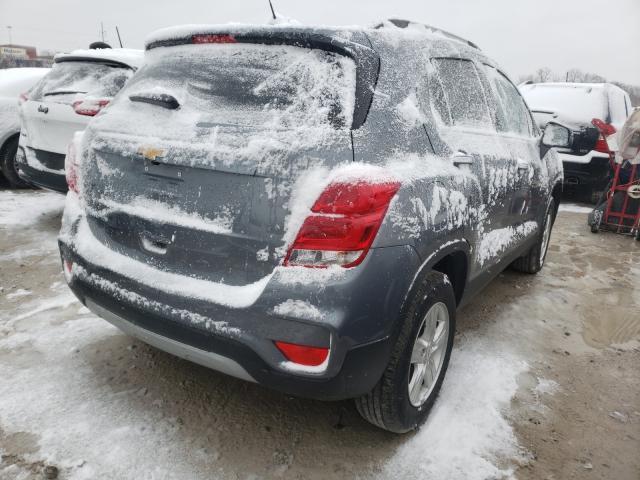 цена в сша 2019 Chevrolet Trax 1Lt 1.4L KL7CJPSB6KB931995