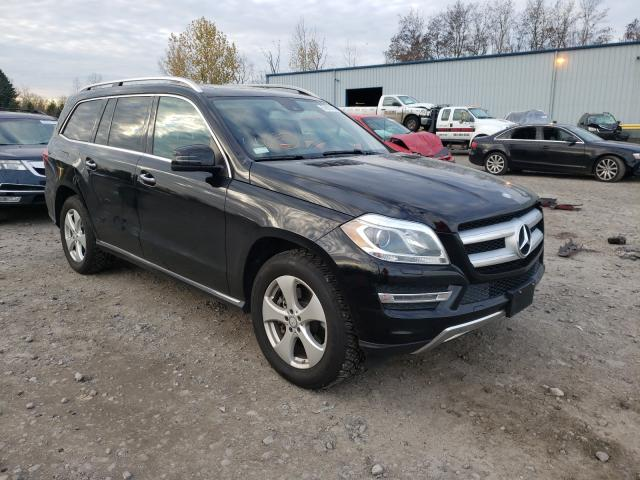 Salvage cars for sale from Copart Portland, OR: 2016 Mercedes-Benz GL 450 4matic