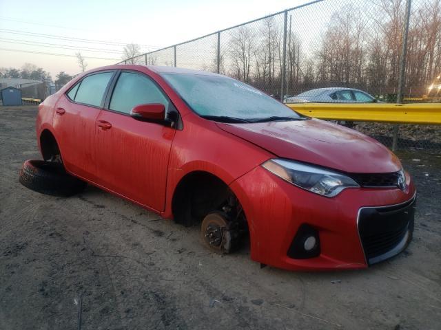 Vehiculos salvage en venta de Copart Waldorf, MD: 2016 Toyota Corolla L