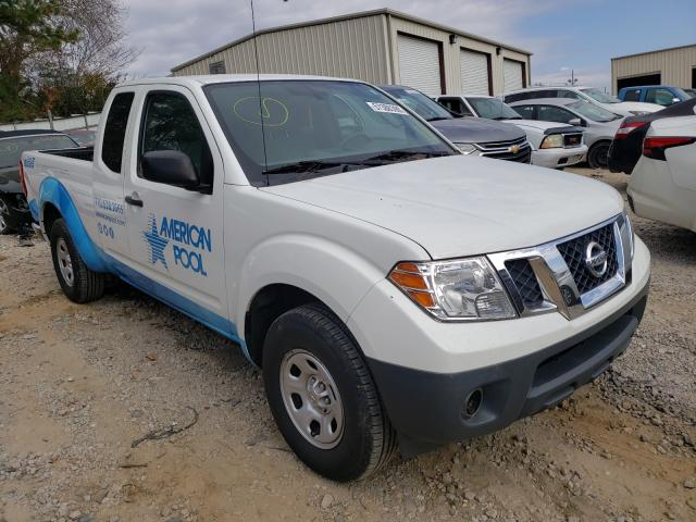Salvage cars for sale from Copart Gainesville, GA: 2016 Nissan Frontier S