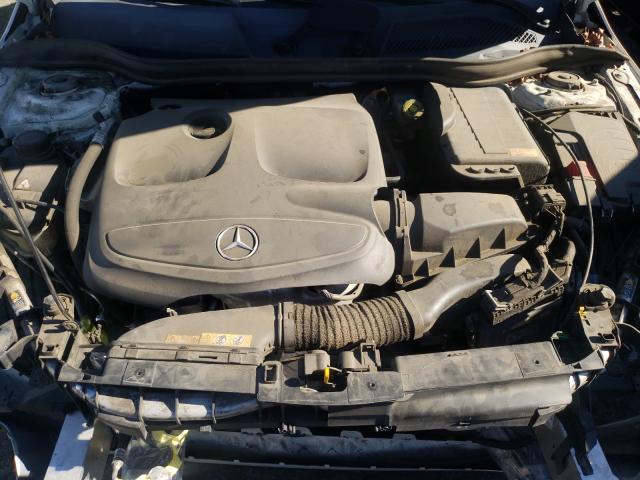 WDDSJ4EB0EN118332 2014 Mercedes-Benz Cla 250 2.0L