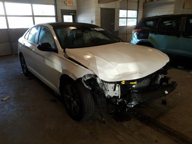 Salvage cars for sale from Copart Sandston, VA: 2020 Volkswagen Jetta S
