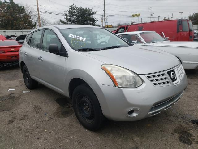 Salvage cars for sale from Copart Moraine, OH: 2010 Nissan Rogue S